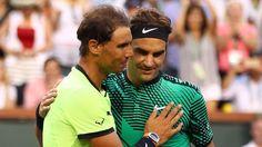 Roger Federer domine Rafael Nadal 6-2, 6-3 et se qualifie en quart de finale - Masters Indian Wells 2017 - Tennis - Eurosport