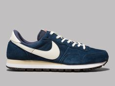 NIKE AIR PEGASUS 83 Trainers Uk Size 8 In An Ok Condition