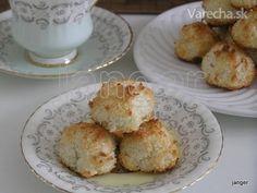 Kokosové kopčeky (fotorecept) - Recept