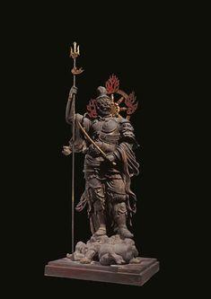 運慶が修理を担当?! 仏像研究の権威に「東寺展」の見どころを聞く! | mi-mollet NEWS FLASH Lifestyle | mi-mollet(ミモレ) | 明日の私は、もっと楽しい Buddhist Art, Japanese Art, Samurai, Sculpture, Statue, Victoria, Blog, Japan Art, Buddha Art
