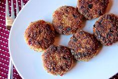 Chosen Eats: Passover Recipe - Matzah Meal-Crusted Quinoa Cakes | Jewish Boston Blogs