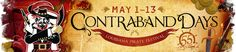 Avast! Welcome to Contraband Days-Louisiana Pirate Festival in Lake Charles! - Contraband Days-Louisiana Pirate Festival in Lake Charles!