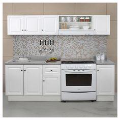 1000 images about cocina on pinterest solid wood for Modelos de gabinetes de cocina