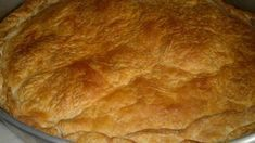 Once you make and eat a pie that you will never give up again . Buttery Rolls, Croissant Dough, Fresh Bread, Breakfast Items, Dough Recipe, Muffin Recipes, Tasty Dishes, Holiday Recipes, Food And Drink