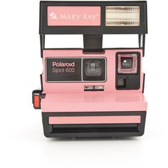 POLAROID Spirit 600 Mary Kay Camera Special Edition tested and working ($180) ❤ liked on Polyvore featuring filler