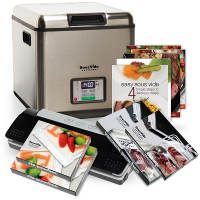 Enter to win an award-winning SousVide Supreme, the worlds first water oven!