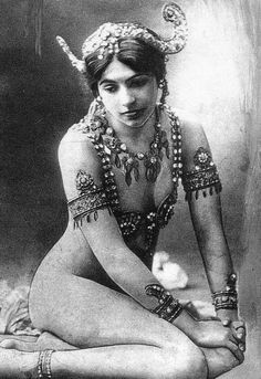 Mata Hari was the stage name of Margaretha Gertruida Zelle (7 August 1876, Leeuwarden – 15 October 1917, Vincennes), a Dutch exotic dancer, courtesan, and accused spy. By 1905, she began to win fame as an exotic dancer. It was then that she adopted the stage name Mata Hari.