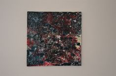Fluid abstract painting by ImperatorArt on Etsy