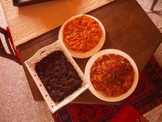 Apple & Chocolat Cakes  www.easyitaliancuisine.com