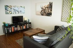 Stacey's Sunny Studio — Small Cool | Apartment Therapy