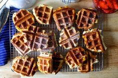 13 Waffle Recipes for Galentine�s Day