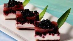 Letný ovocný dezert Czech Recipes, Ethnic Recipes, Tiramisu, Waffles, Cheesecake, Pudding, Sweets, Fruit, Breakfast