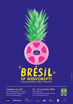 Antoine Olivier. Brazil  BICeBé 2017 Paris, Brazil, Movie Posters, Documentary Film, Montmartre Paris, Film Poster, Paris France, Billboard, Film Posters