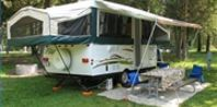 How to Decorate Your Pop-Up Camper | eHow