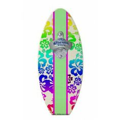 Open beers in style with surf board bottle openers! Perfect for Summer