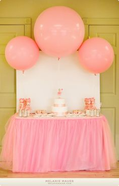 Ella's ballerina birthday » Lovely Little Parties Kentucky