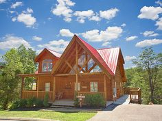 Soaring Arrow - Great location and the inside of this cabin is gorgeous!