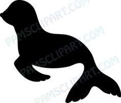 Baby Seal for quilt