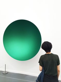 Anish Kapoor at Frieze New York 2014.  See more from the art fair here: http://brgdf.co/7YuT8m