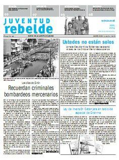 Jornada Estudiantil de Solidaridad se acercó al caso de los cinco antiterroristas cubanos