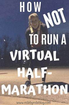 This week I completed my third virtual race. There were many things I did wrong in this race Let's talk about how not to run a virtual half-marathon. Triathlon Training, Half Marathon Training, Training Plan, Running Training, Marathon Running, Running Race, Running Workouts, Running Tips, Running Blogs