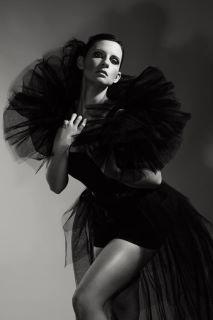 ansichtsweise: iris. Model: Kasia. MUA Mandy-Kay Brückner