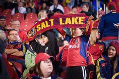 Real Salt Lake fans