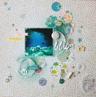 A Project by michi(poki) from our Scrapbooking Gallery originally submitted 09/03/12 at 08:40 PM