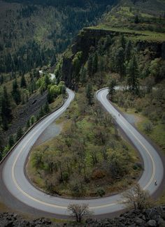 WOW!...this got to be an amazing ride! Wait a moment, I have Cypress Mountain and Seymour Mountain in North Vancouver to give this a switchback whirl...