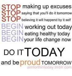 A little motivation...