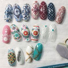 Pin by Raye Bastien on Nail Art Inspiration in 2020 Lace Nail Art, Lace Nails, Perfect Nails, Gorgeous Nails, Acrylic Nail Designs, Nail Art Designs, Quilted Nails, Mexican Nails, Home Nail Salon