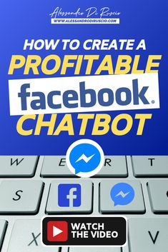 """This short clip is part of the longer lesson """"How to create a chatbot with Manychat"""" in the Growth Accelerator Whatsapp Marketing, Facebook Marketing, Affiliate Marketing, Internet Marketing, Online Marketing, Social Media Marketing, Digital Marketing, Home Based Business, Business Tips"""
