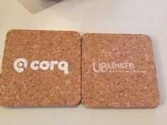 UB Linked Coasters from the University at Buffalo