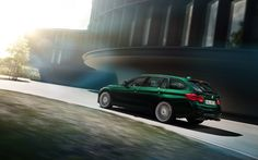 #BMW #F30 #F31 #B3 #Sedan #Touring #ALPiNA #BiTURBO #Facelift