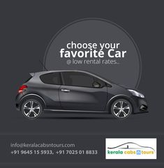 Kerala Car rentals by Kerala Cabs N Tours provide you cars from luxury class to normal cabs for rental purpose in Kochi, Kerala. Best Car Rental, Munnar, Kerala, Temple, Wildlife, Journey, Tours, Temples, Buddhist Temple