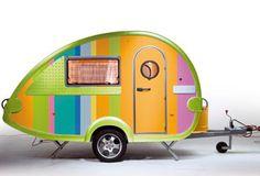 I want one!!!! | Tab Caravan Fun T@B Art