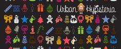 Christmas Wallpaper by Urban Hypsteria Christmas Wallpaper, Urban, Graphic Design, Create, Illustration, Artworks, Illustrations, Visual Communication, Art Pieces