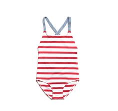 STRIPED SWIMSUIT - Beachwear - Girl - Kids | ZARA United States