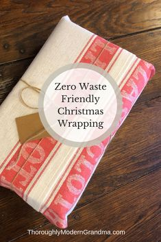 Zero Waste Friendly Christmas Wrapping How to enjoy a Zero Waste Christmas Your new mantra should be refuse, reduce, reuse, recycle and rot. Zero Waste Easy Swaps I Save Money I Zero Waste Lifestyle I Zero Waste Living I Zero Waste Tips I Easy Zero Waste Sustainable Gifts, Sustainable Living, Recycled Gifts, Reduce Reuse Recycle, Thing 1, Christmas Wrapping, Green Christmas, Zero Waste, Recycling