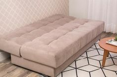 Cama Murphy, Sofa Bed Design, Mattress, Sweet Home, New Homes, Home And Garden, Bedroom, House, Furniture