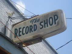 From my record shop photo collection