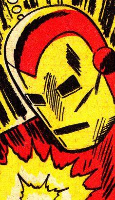 I R O N M A N in Tales Of Suspense #67 (July 1965) - Don Heck & Mike Esposito