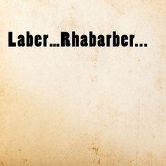 Rhabarber