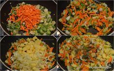 ghiveci cu cartofi ardei morcovi Grains, Rice, Food, Meal, Essen, Hoods, Meals, Eten, Korn