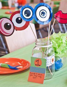Little monster birthday party ideas www.mycityphotos.ca