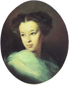 Natalia Alexandrovna Pushkina (1836-1913) was dau of Russian novelist Alexander Pushkin & his wife Natalya Goncharova, & therefore, through her father, is a descendant of Peter the Great's African protégé, Abram Petrovich Gannibal as well as the Cossac leader Prince Petro Doroshenko. Natalia was created Countess of Merenberg since not allowed 2 use husband's (Prince Nikolaus Wilhelm of Nassau-Weilburg (1832-1905) titles & rank.