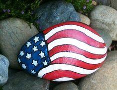 Essa é uma ideia muito boa pois sempre que viajar para algum país pegue e pinte uma pedra com a bandeira daquele pais