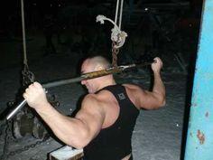 Vin Diesel 2012  training