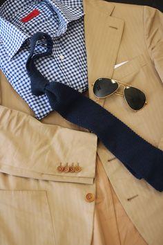 lightweight summer khaki