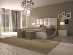 15 Minutes Before A Viewing Bedroom Bed Design, Dream Bedroom, Home Bedroom, Master Bedroom, Bedroom Decor, Bedrooms, Hollywood Regency Decor, Home Selling Tips, Interior Decorating